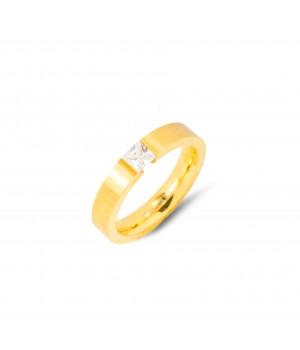 Pierścionek w złotym...