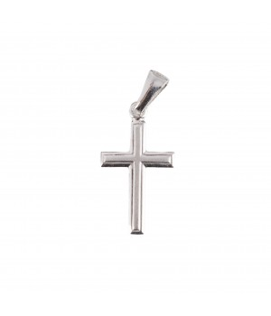 Srebrny krzyżyk - GRATIS...