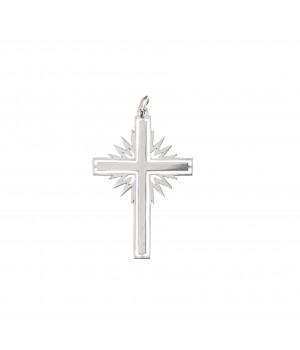 Srebrny krzyż - GRATIS...