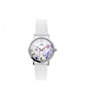 Zegarek dziewczęcy z białym...