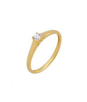 Elegancki pierścionek...