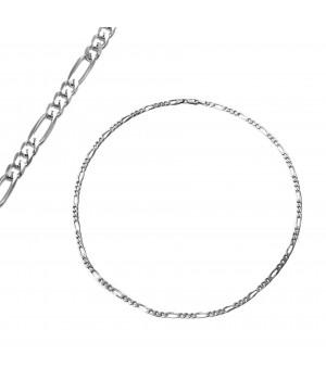 Srebrny łańcuch splot...