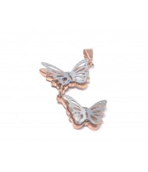 Zawieszka z motylami w...