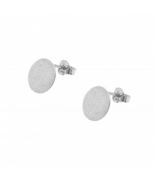 Silver earrings celebrity...